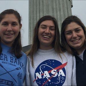 NASA sweat shirt